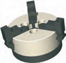 3 Jaw chuck 65 mm diam.