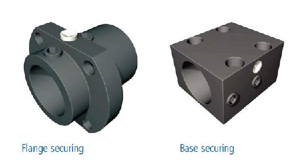 Series KM Ball Nut Mounting Blocks