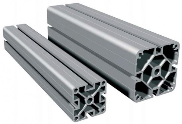 PS 50 and PS 80 Structural Aluminum Extrusion Profiles