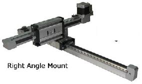 LEZ 1 XY Configuration with RIGHT ANGLE MOUNT